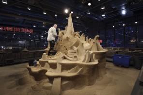 I castelli del Pompidou a Venezia