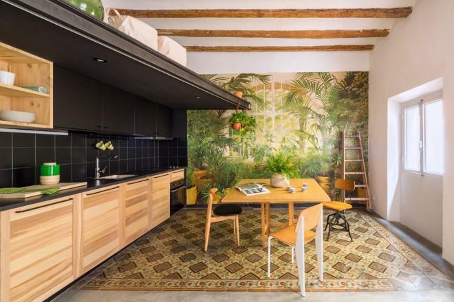 Idee per la decorazione: una serra in cucina – Living Corriere