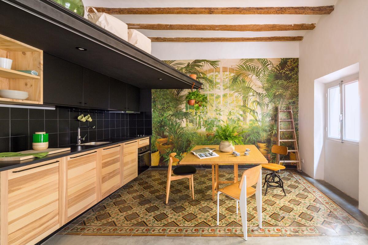 Disegno la cucina del corriere : Idee per la decorazione: una serra in cucina – Living Corriere