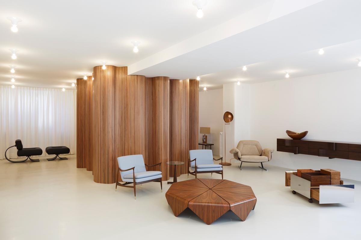 Apre lo spazio etel il design brasiliano a milano for Studiare design a milano