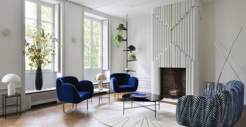 Arredamento d 39 interni le ispirazioni dalle case di design for Case moderne interni