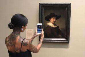Scatta e impara con Smartify