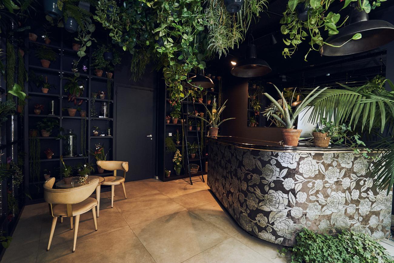 Il giardino segreto livingcorriere - Il giardino segreto roma ...