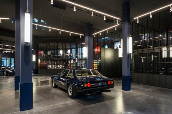 Garage italia a milano il ristorante officina di lapo elkann foto living corriere - Garage italia ristorante milano ...