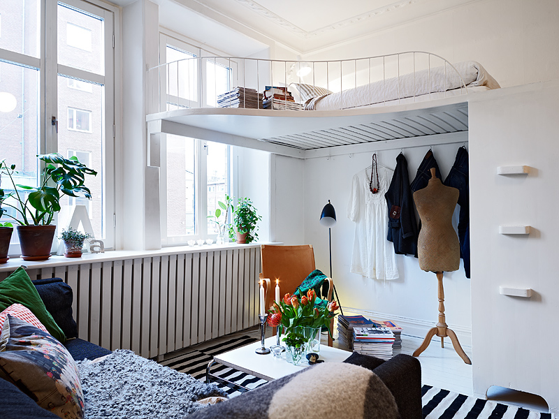 Letto A Soppalco 21 Idee Per Un Appartamento Moderno Livingcorriere