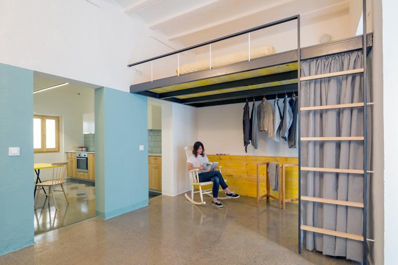 Cabina Armadio Su Soppalco.Letto A Soppalco 21 Idee Per Un Appartamento Moderno Livingcorriere