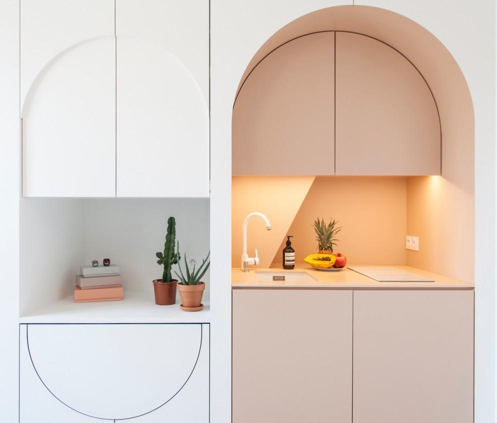 Case piccole: 11 mq pop up - LivingCorriere   Arredamento