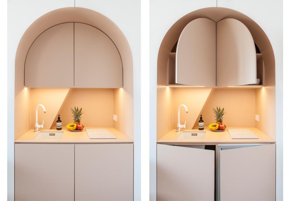 Case piccole: 11 mq pop up - LivingCorriere