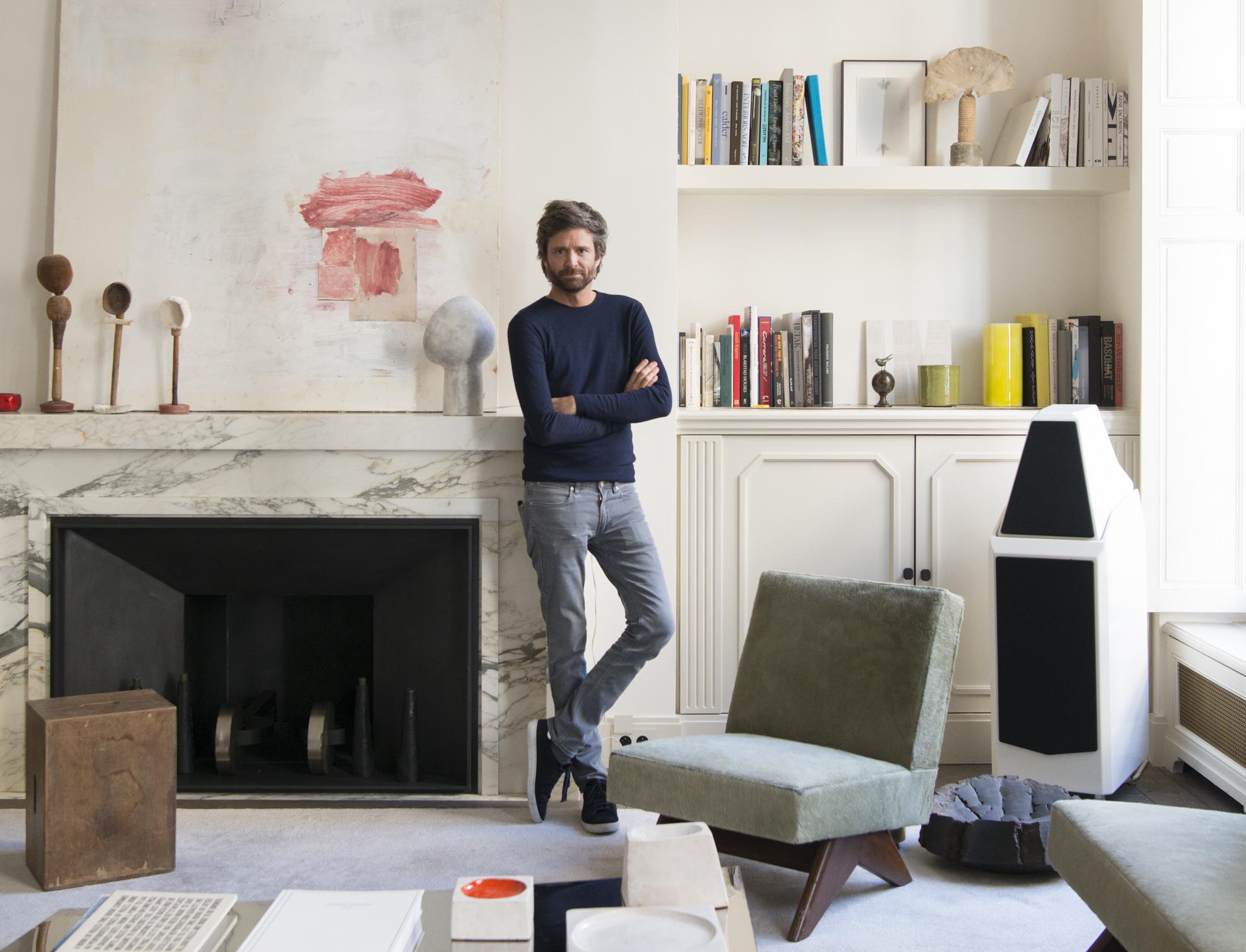 La Casa Di Joseph Dirand A Parigi Living Corriere