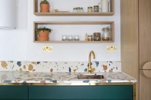 Backsplash: come proteggere la parete della cucina