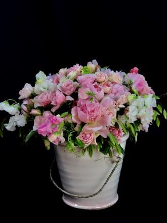 Bouquet Marie Antoinette Romantique Hotel de Crillon A Rosewood Hotel