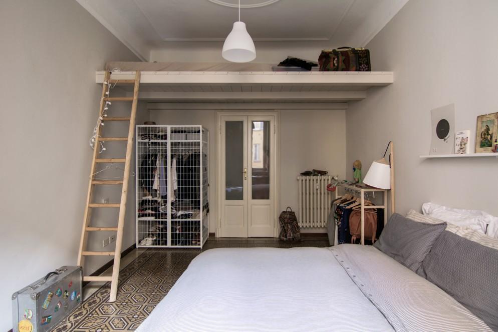 10 case a milano foto 1 livingcorriere for Appartamento via decorati milano