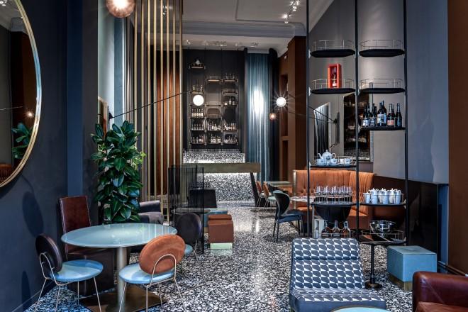 Bar Il Salotto.Baxter Bar A Milano Come Un Salotto Living Corriere