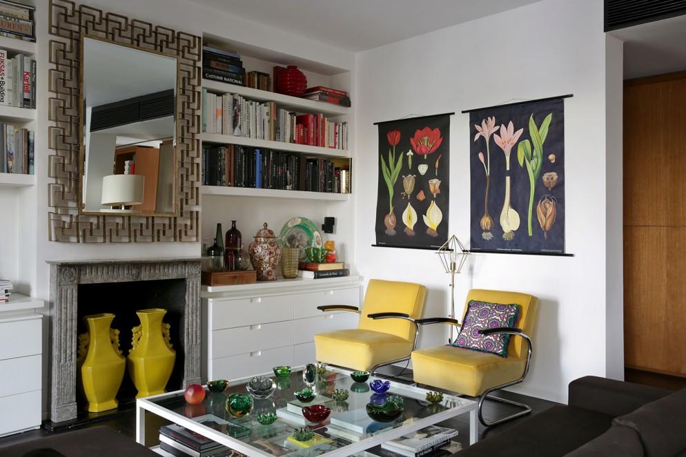 A casa della giornalista e trendsetter jj martin foto for Corriere casa