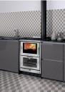 kitchen kamin KF 60 W cucina a legna