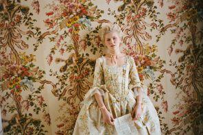 Marie Antoinette, abiti da Oscar