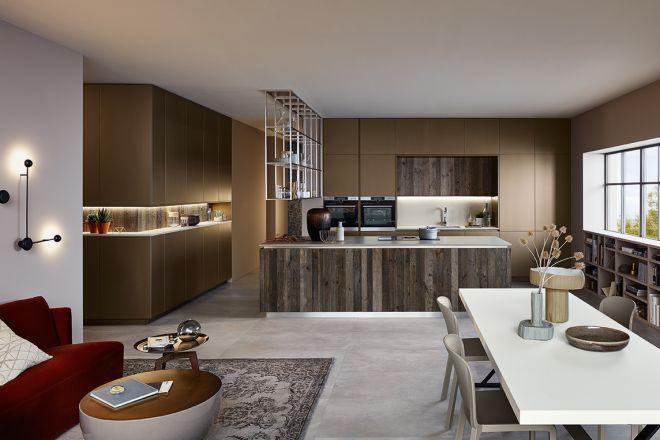 Misure Pensili Veneta Cucine.Lounge Eleganza In Cucina Livingcorriere