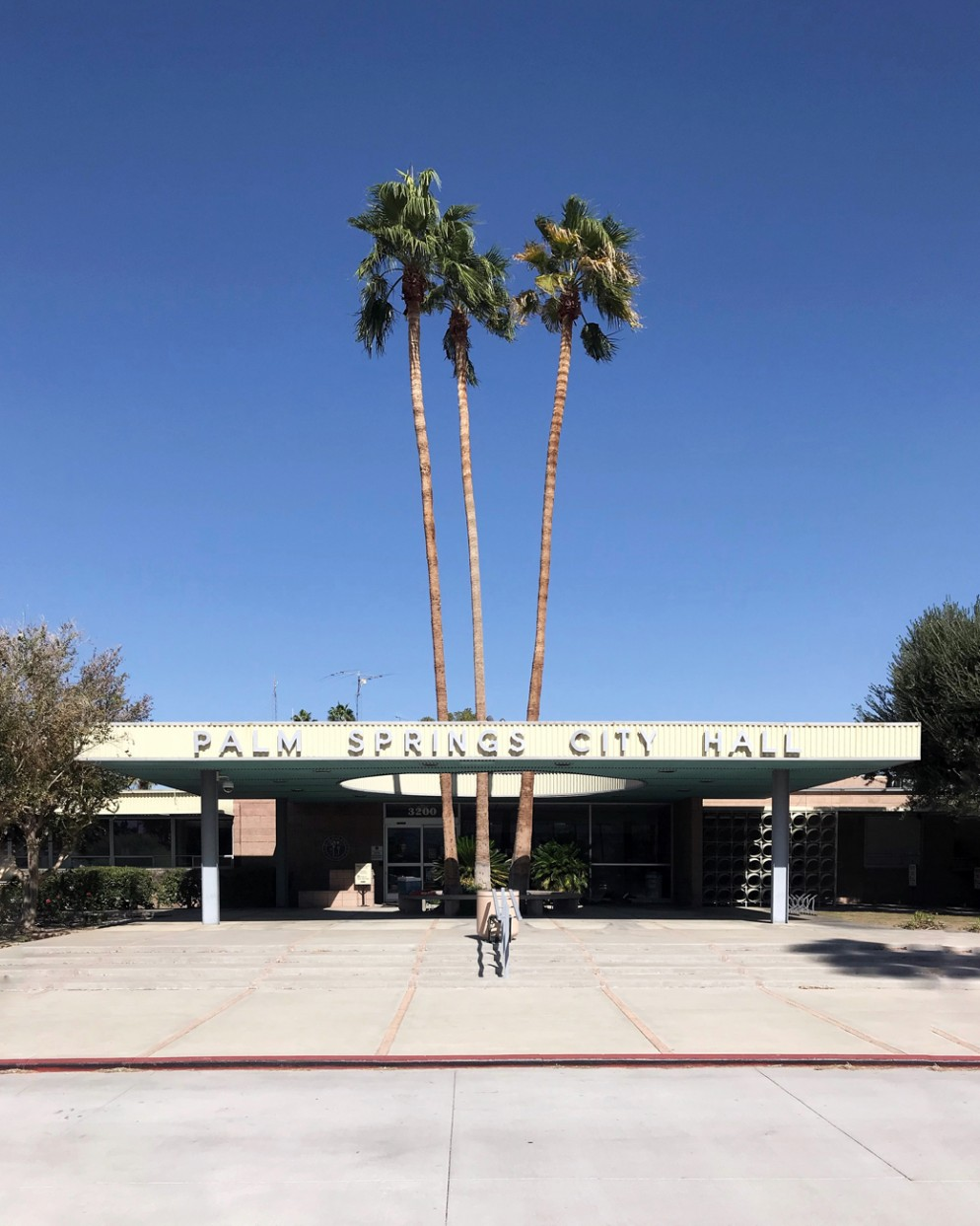 1_Palm Springs City Hall