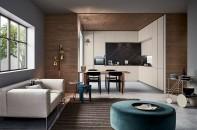 6 Lounge laccato grigio corda_Fenix pietra nera_21767