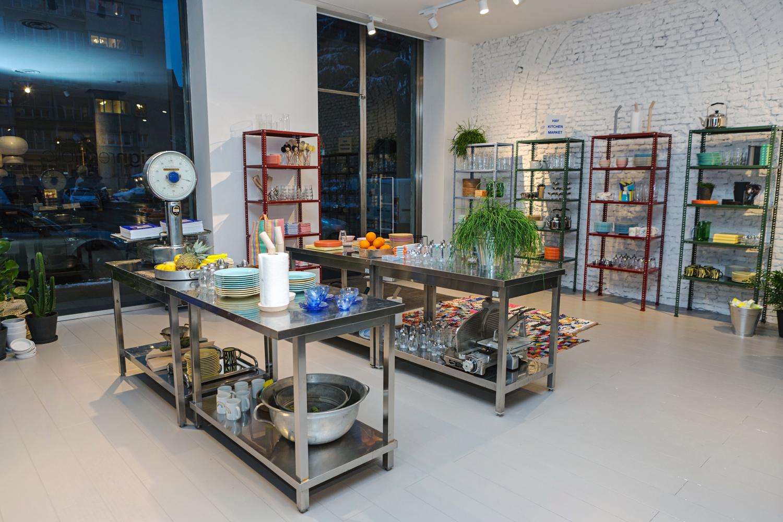 La collezione kitchen market di hay da design republic for Hay design milano