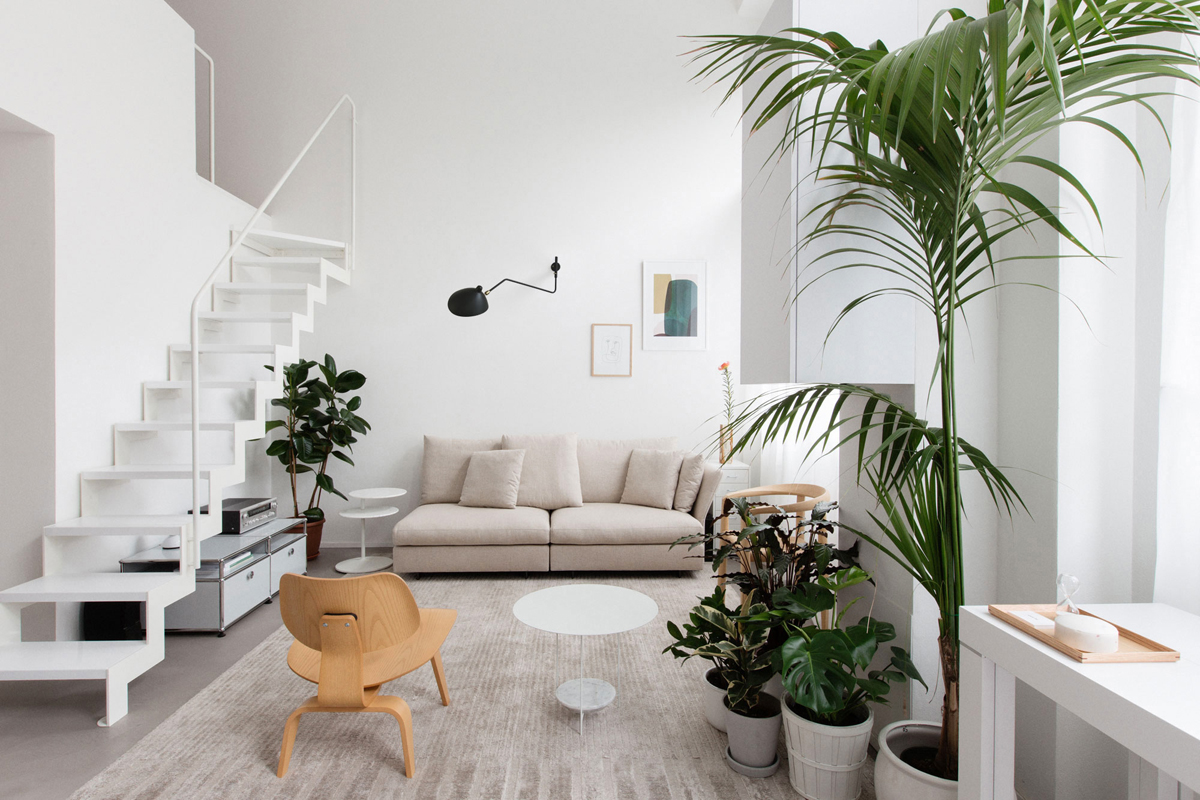 Living arredamento casa design e lifestyle corriere for Case moderne interni open space