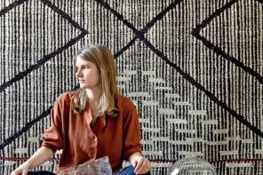 Tessile e carte da parati: l'opinione di Chiara Andreatti