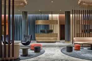 Design hotel a Copenhagen