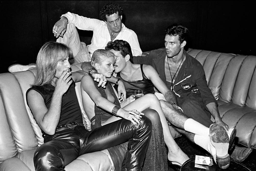 Studio 54 Couch, 1979