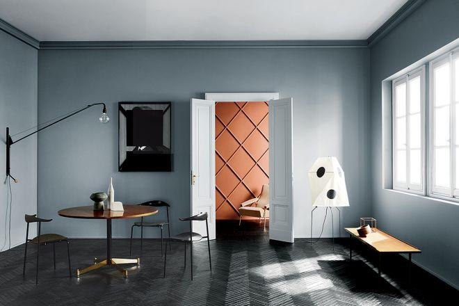 Colori ecologici nuova maniera kerakoll brera studio for Colori per salone