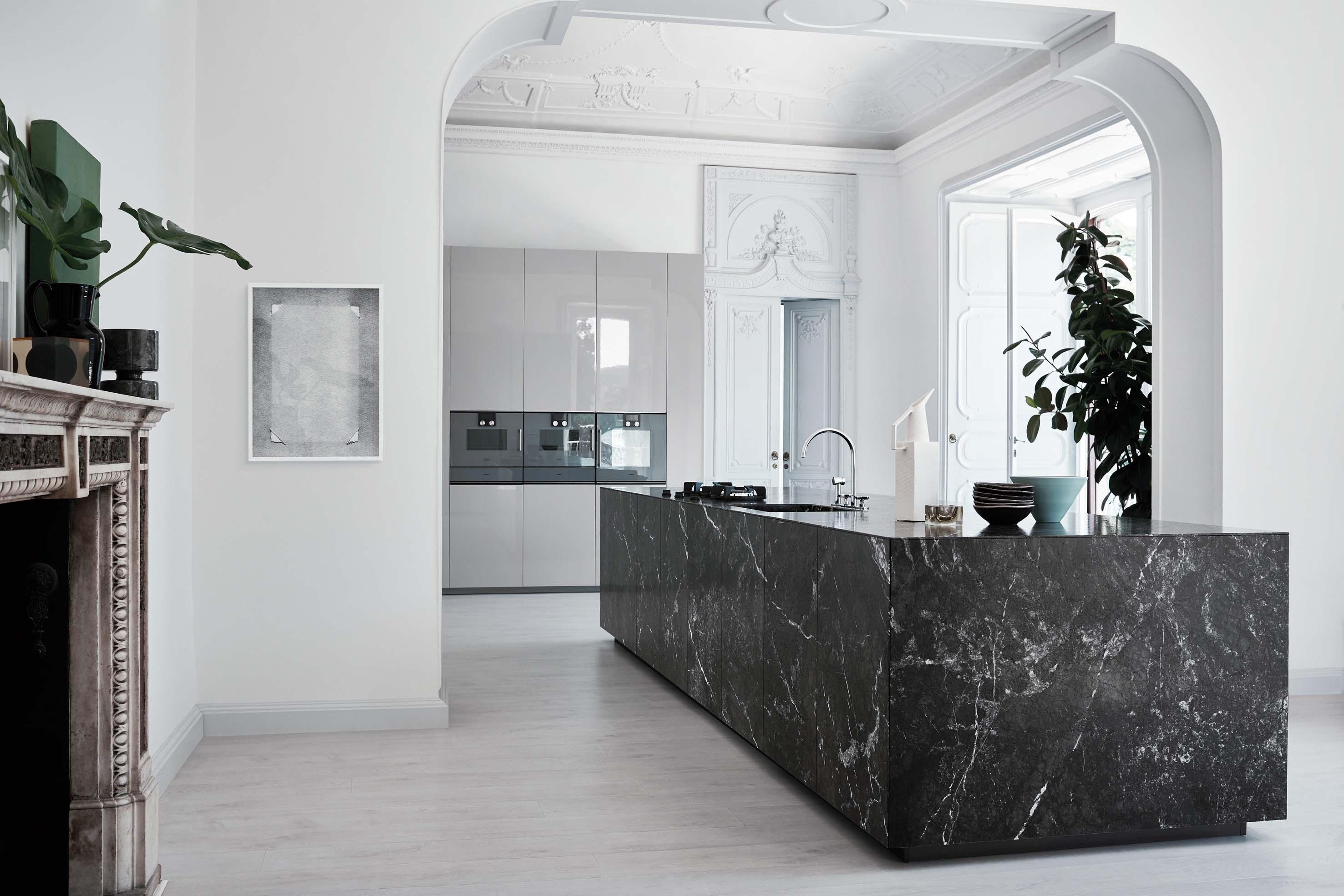 Cucina materiali di tendenza per il 2018 for Arredamento di design naturale