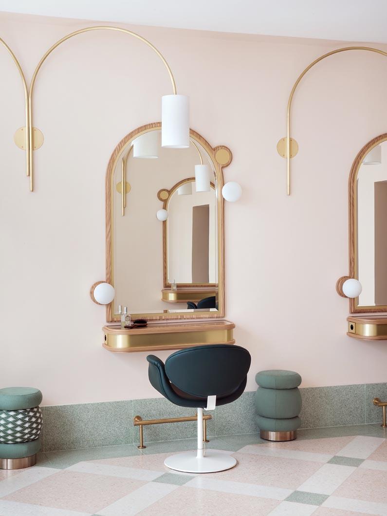 Salone a 5 stelle livingcorriere for Salone mobile parigi