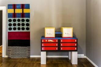 Living arredamento casa design e lifestyle corriere for Arredamento postmoderno