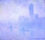 Le Parlement, effet de brouillard, 1900-1