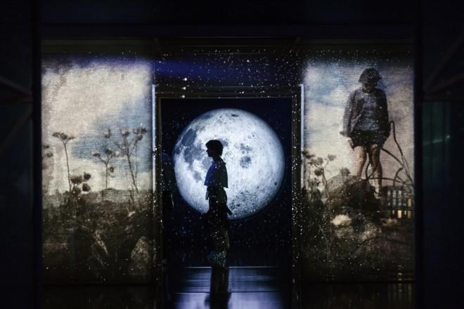 Meraviglia! l'Italian Pavilion realizzato da NONE collective per il 71st Cannes Film Festival.