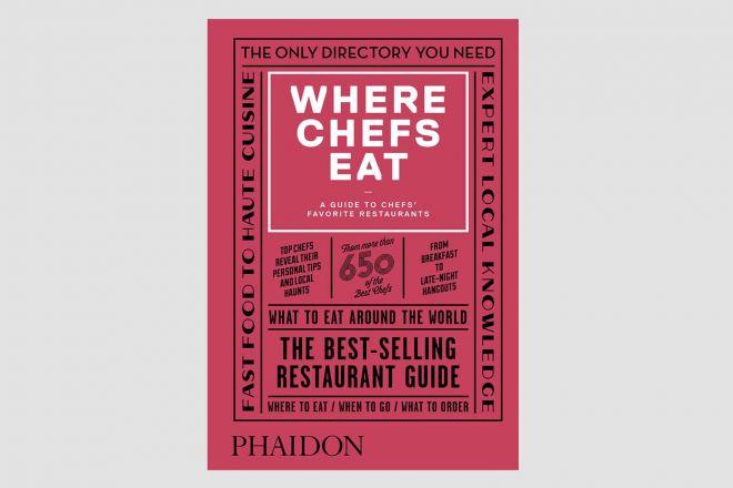 WHERE CHEFS EAT b
