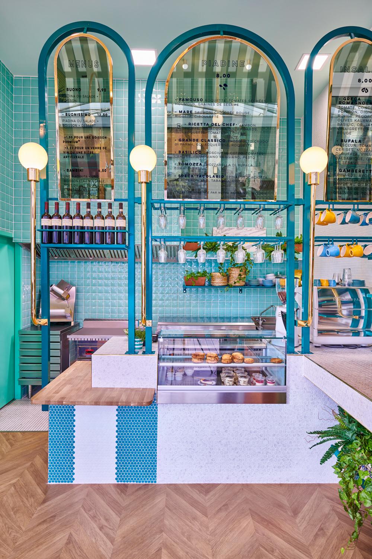 Una piadina a Lione – Foto