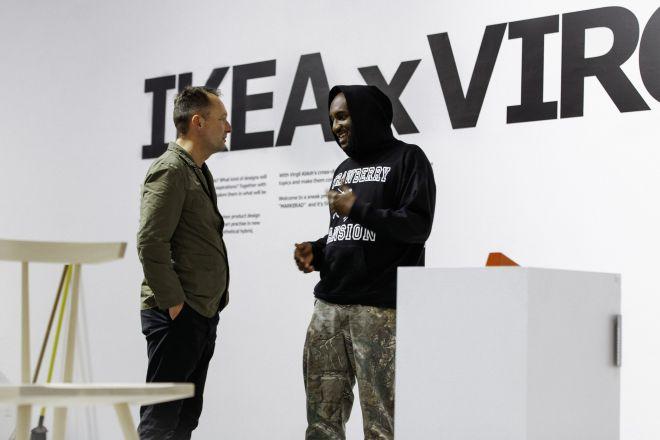 Ikea Borse Ufficio : La collezione markerad di virgil abloh per ikea u2013 living corriere