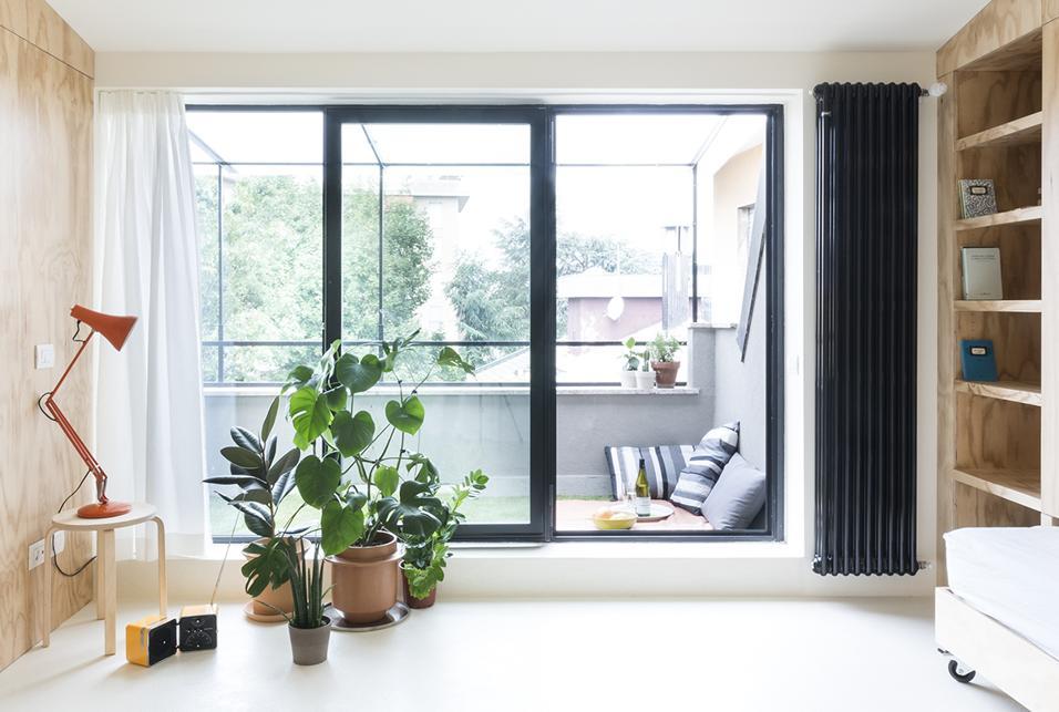 5 case con terrazzo a Milano - Foto