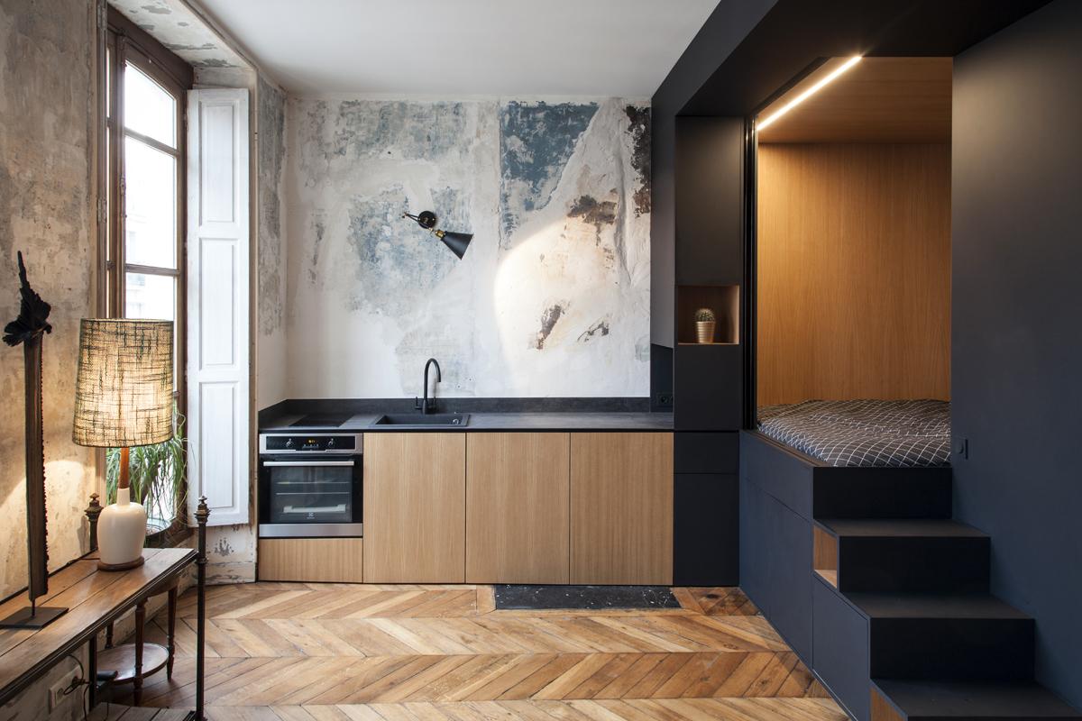Modelli Di Case Da Costruire 5 idee per un mini appartamento - livingcorriere