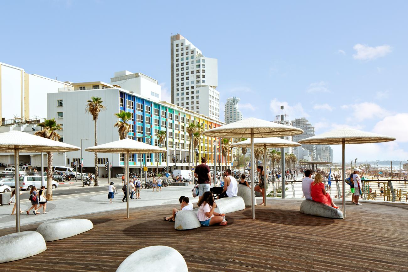 Tel aviv gli indirizzi di design architettura e for Design hotel londra