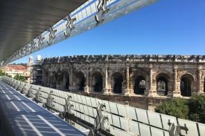 Il Museo della Romanità a Nîmes