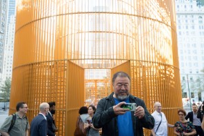 La gabbia dorata di Ai Weiwei