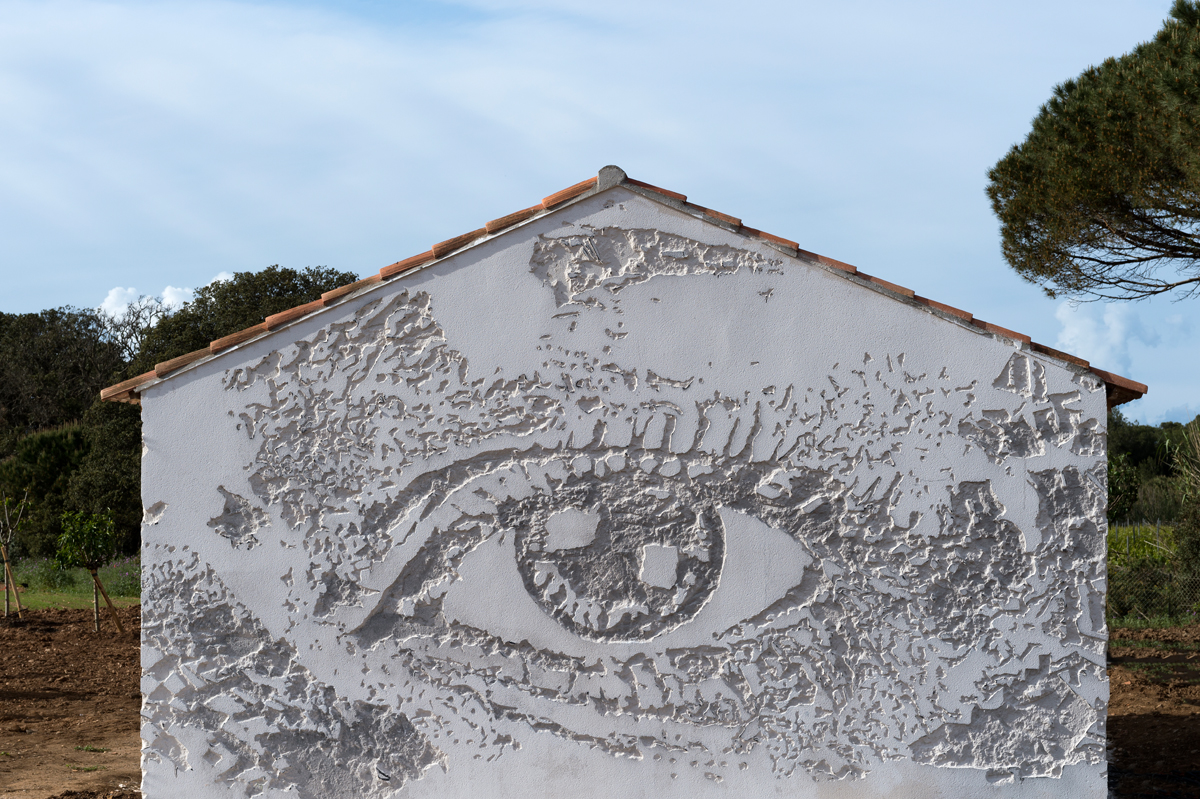 L'isola-museo in Provenza – Foto