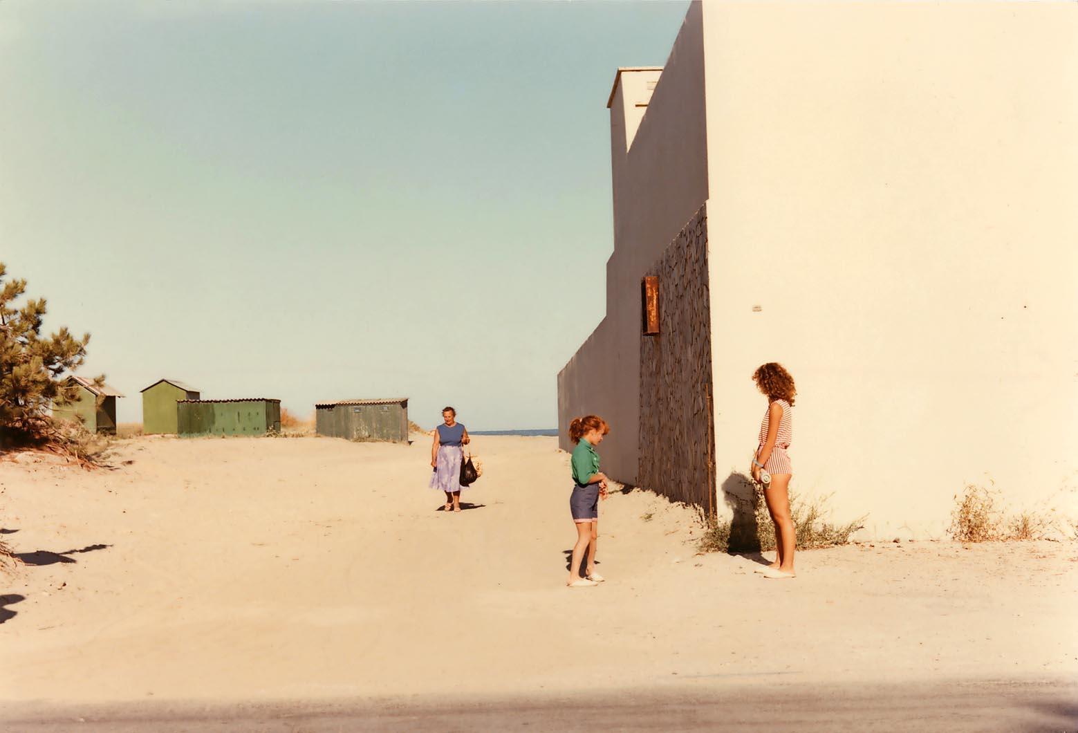 Luigi Ghirri, cartoline di vita – Foto