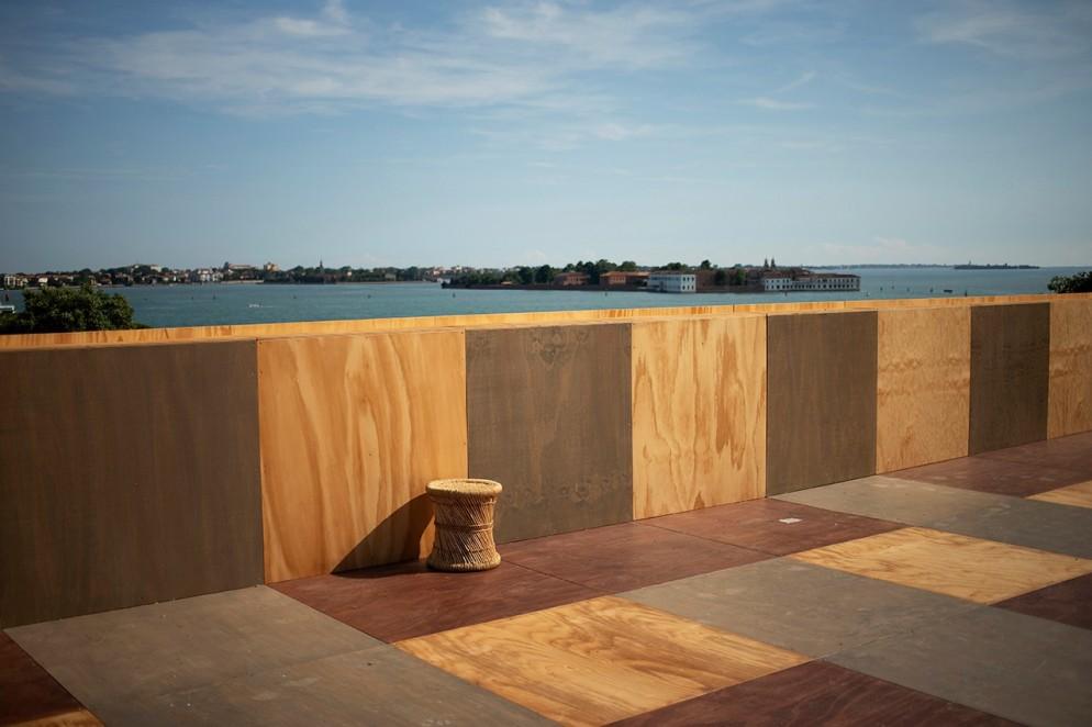 Giardini della Biennale, Island, Padiglione Gran Bretagna