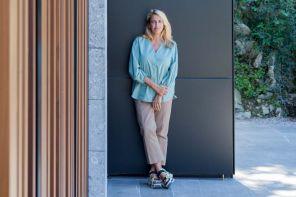 Patricia Urquiola e l'outdoor