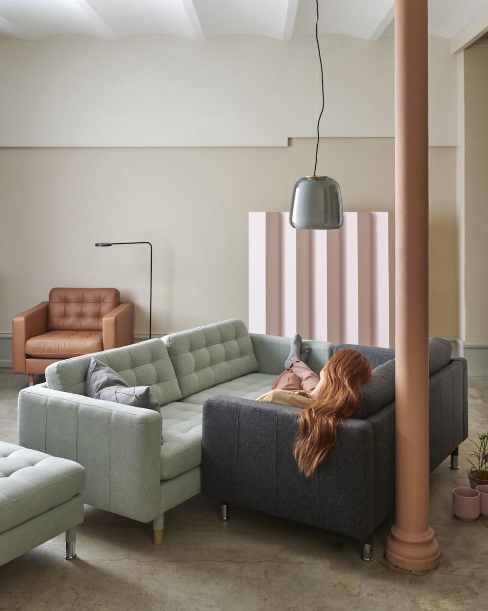 Divano In Rattan Ikea.Il Catalogo Ikea 2019 Tutte Le Novita Foto Living Corriere