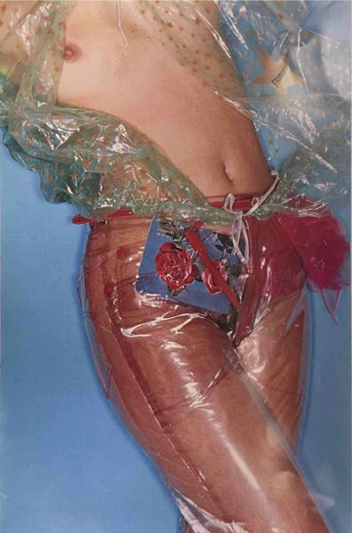 Antonio Lopez Nudo in PVC 1978