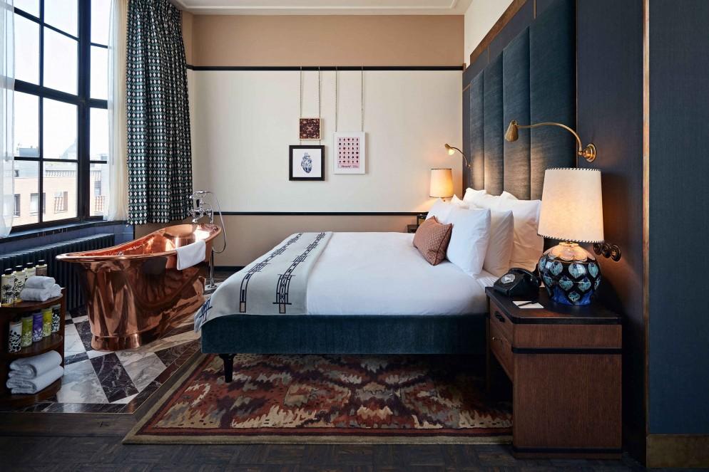 Copyright Soho House Amsterdam Bedrooms 201807 MS LR 002