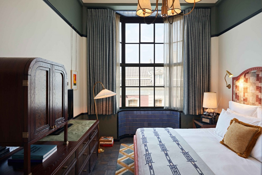 Copyright Soho House Amsterdam Bedrooms 201807 MS LR 024